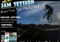 noticia 08/07 - Arena Pump Track Mairiporã - SP