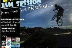 noticia 08/07 - Arena Pump Track Mairiporã - SP