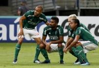 noticia Palmeiras vence de virada e segue 100% no Paulistão
