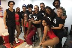 noticia Conheça a Iza Legion, uma central de fãs das redes sociais criada e administrada pela fã Nº 1, Suelen Gonçalves