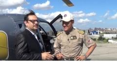 noticia Programa Clube do Chiquinho traz entrevista especial com Comandante Hamilton