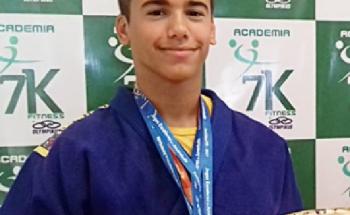 noticia Atleta Gabriel Bondezan de Freitas entre os melhores do Estado!