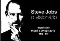 noticia Exposição Steve Jobs vai até o dia 20 de agosto no Museu da Imagem e do Som em SP