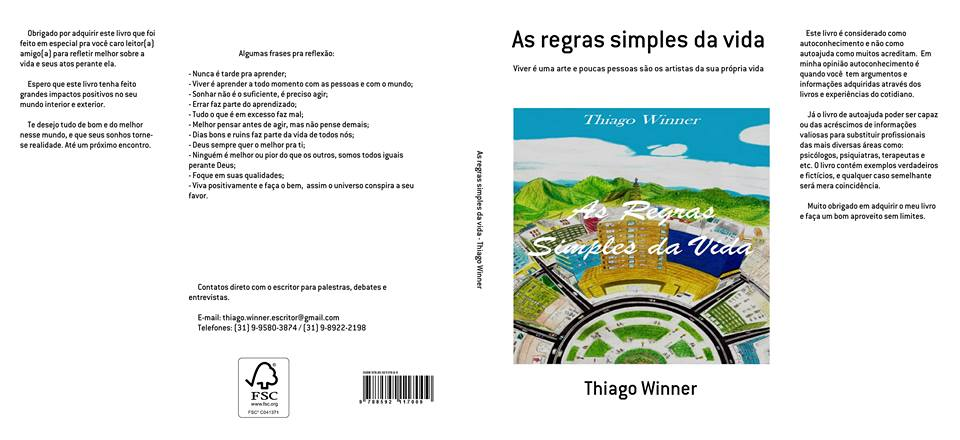 artigo Release do livro