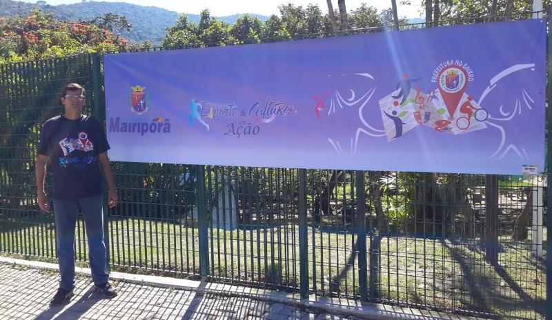 Evento: Esporte e Cultura em Ação