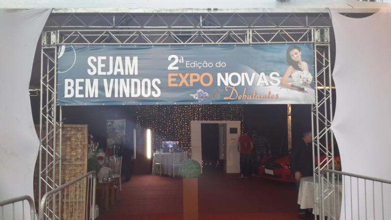 Galeria 2ª Edição do Expo Noivas e Debutantes de Caieiras