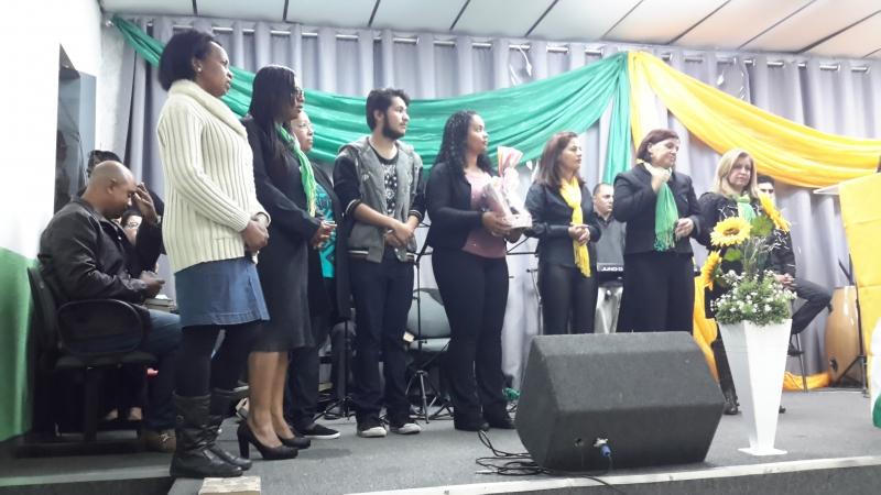 Festividade: 25 anos da Igreja O Brasil Para Cristo de Terra Preta Mairiporã e aniversário do Pastor Domingos