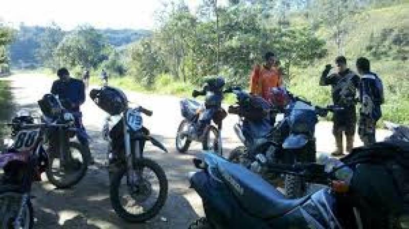 Trilhas de Motocross 2017 em Mairiporã, confira