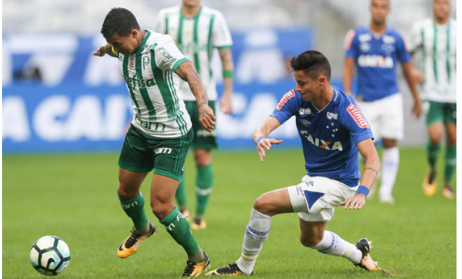 noticia Palmeiras perde e vê distância pro líder aumentar