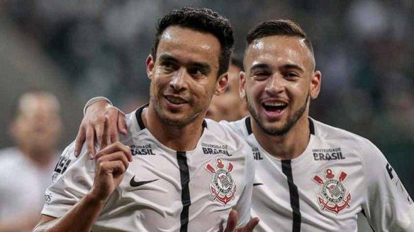 noticia Corinthians vence Palmeiras fora de casa