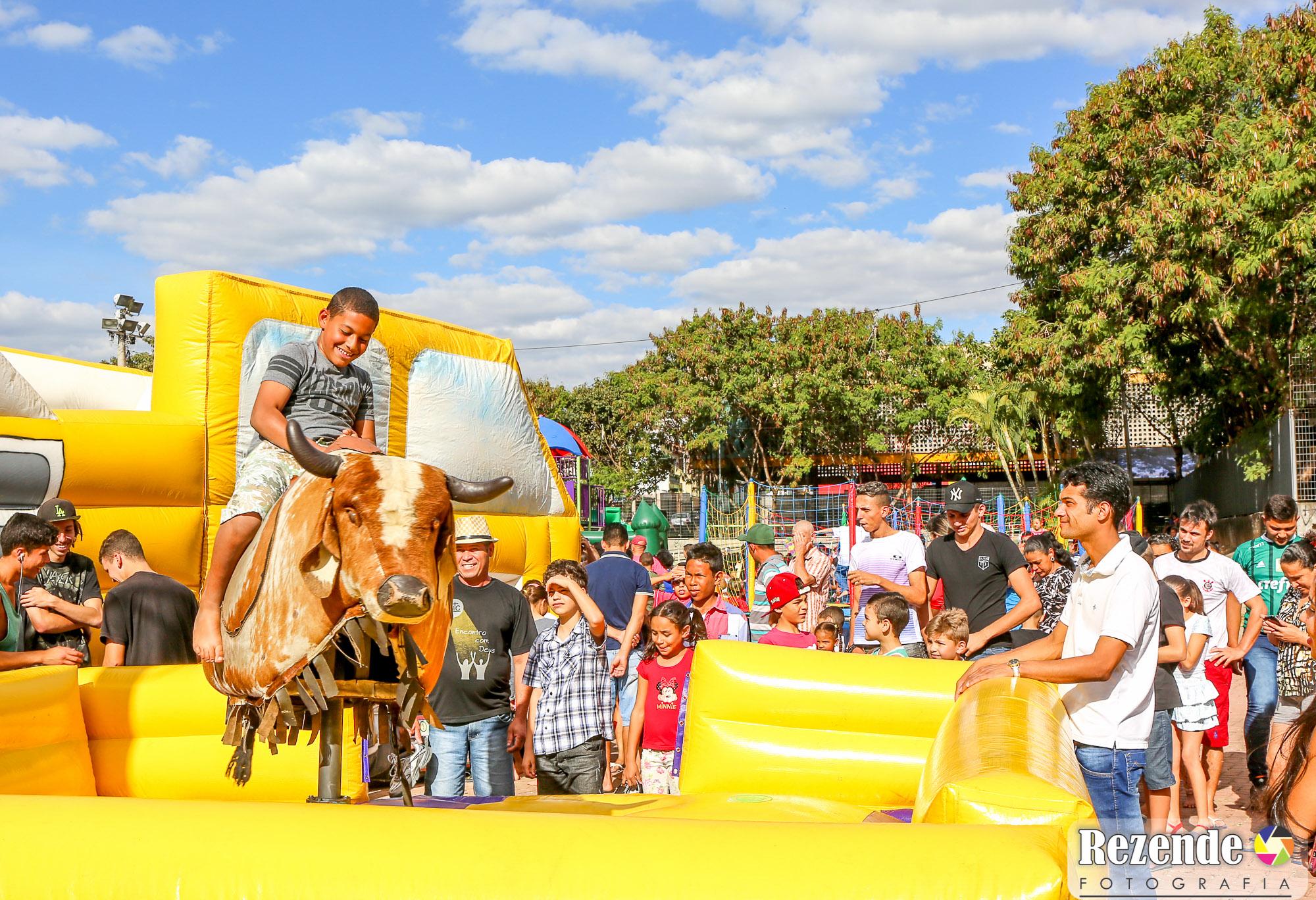 noticia Rua da Alegria oferece um dia diferente na rotina da criançada em Louveira