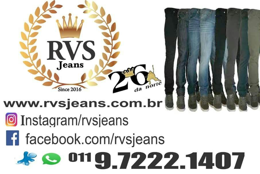 noticia Conheça a RVS Jeans