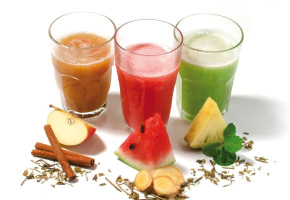 noticia Conheça 06 receitas de Suchás que auxiliam a limpeza do organismo e combatem a retenção, indicadas pela Suco Mix Natural