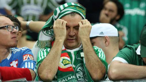 noticia Palmeiras e eliminado da Libertadores