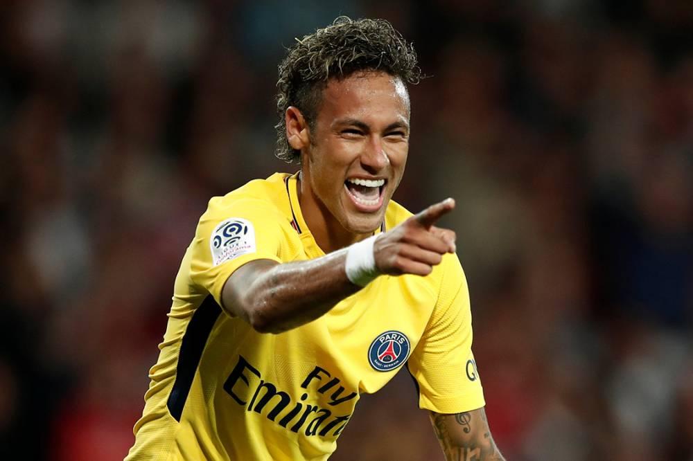 noticia Neymar estreia com chave de ouro pelo PSG