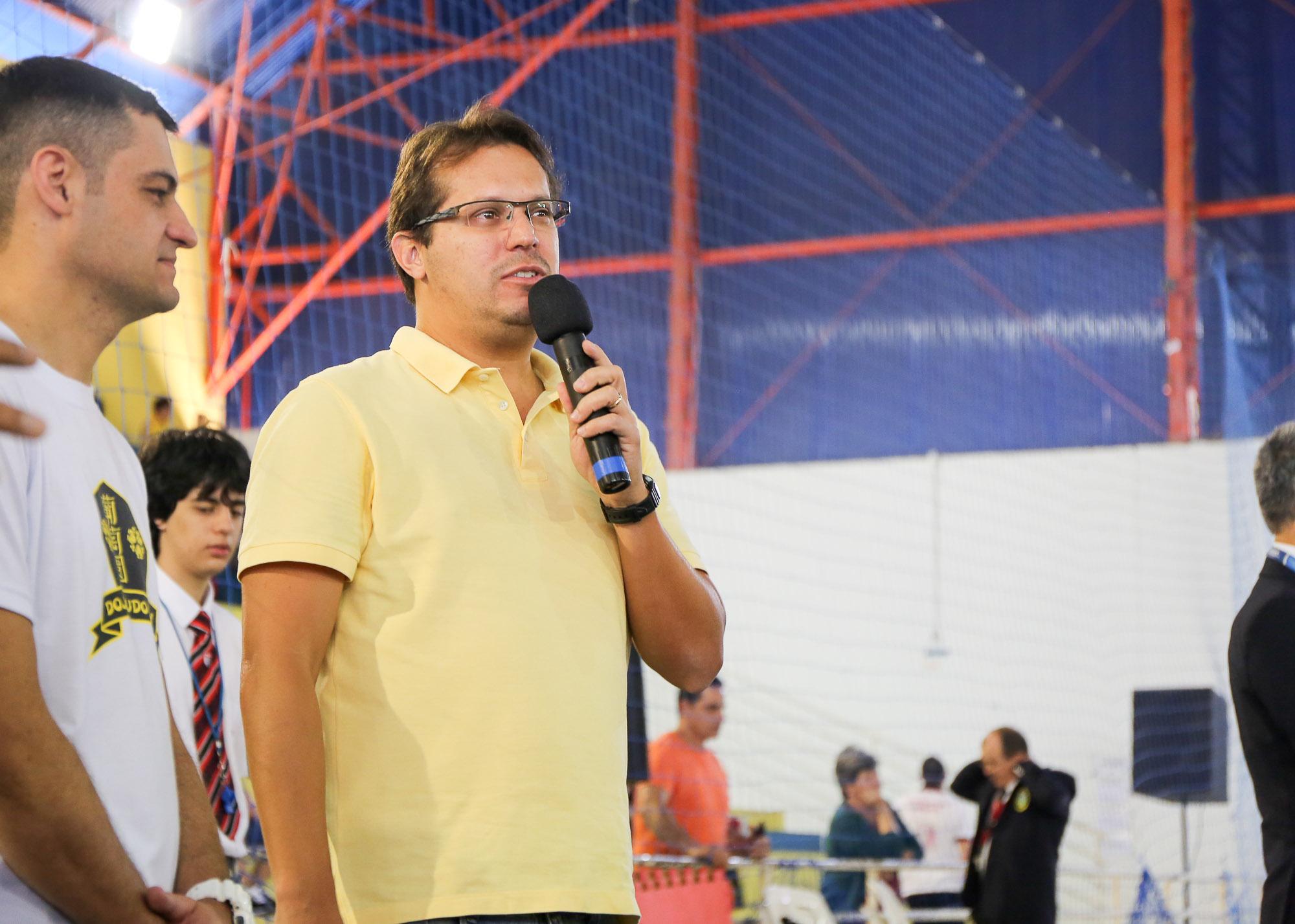 noticia 17º Open Tomodati de Karatê reuniu mais de 400 atletas em Louveira.