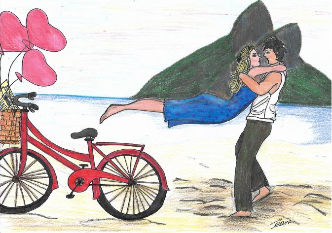 noticia Sobre o amor: conto 6 - As férias de Isabel. Por Jeiane Costa