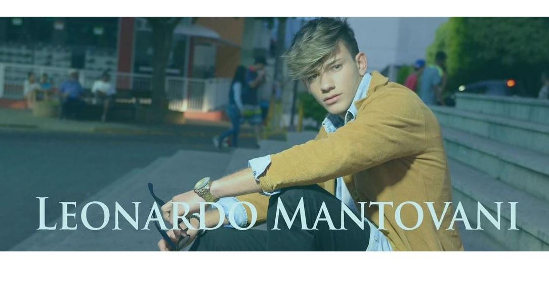 noticia Em MG, modelo Leonardo Mantovani sonha em ser destaque das capas de revista