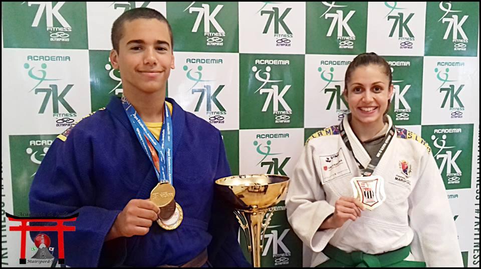 noticia Atletas de Mairiporã sagram-se Campeões Paulista e Brasileiro