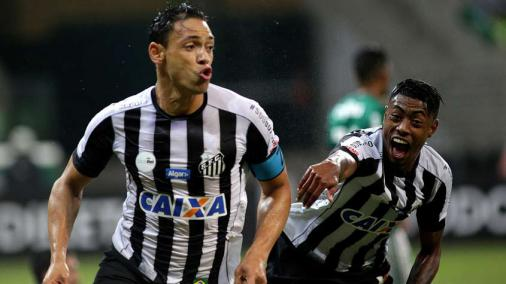 noticia Santos vence Palmeiras no Allianz Parque