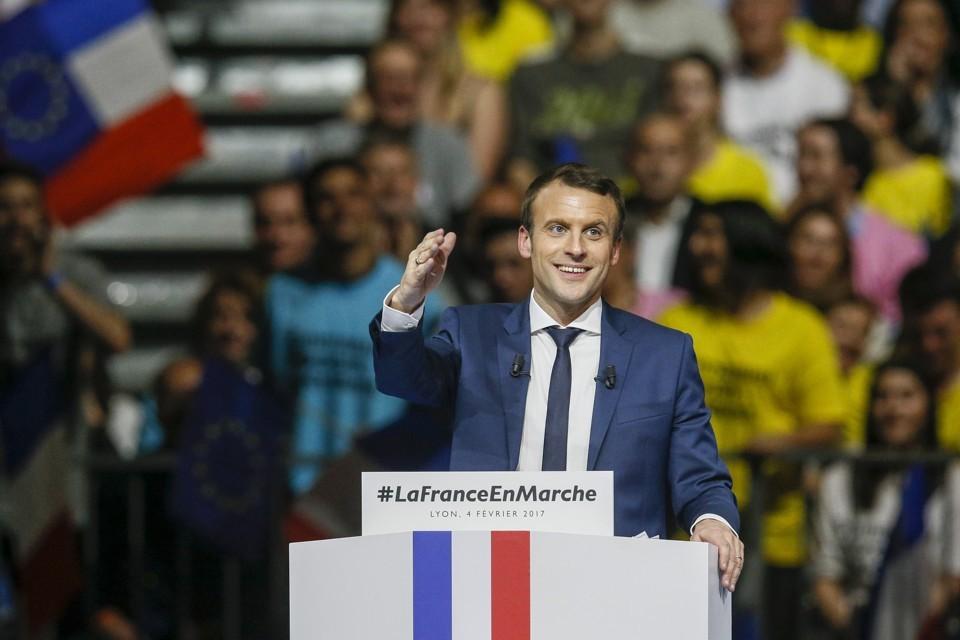 noticia Partido de Macron leva 355 das 577 cadeiras na eleição de ontem na França