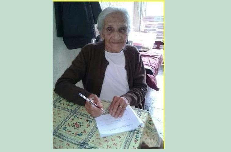 noticia Conheça a Dona Francisca que completou 106 anos de idade. Uma das pessoas mais idosas da Cidade de Osasco