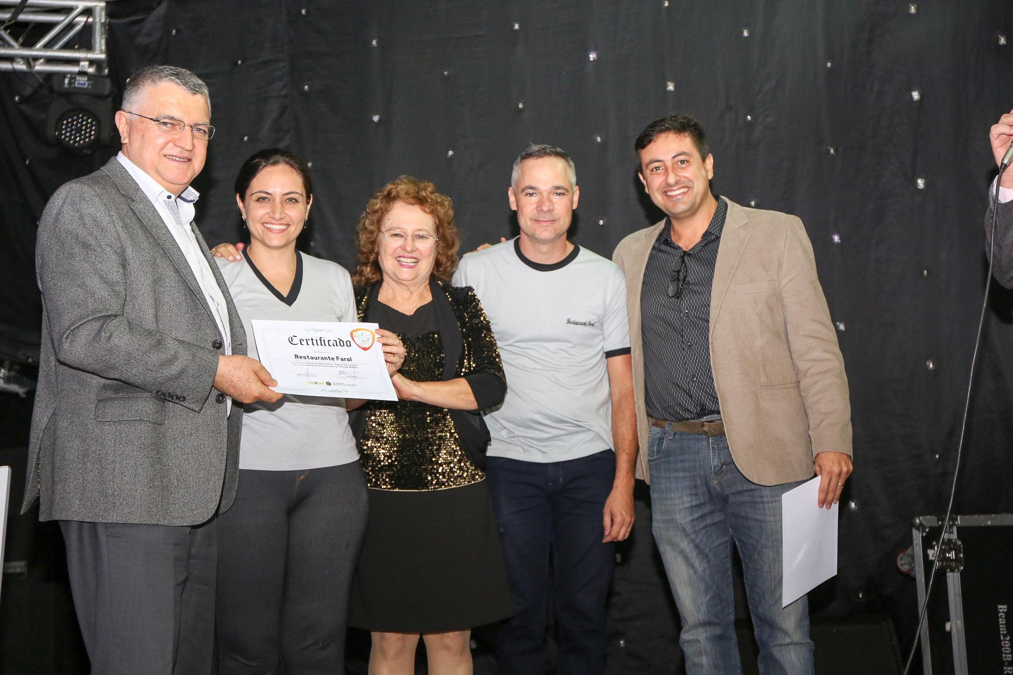 noticia SEDEC promove noite de degustação do Festival Gastronômico 2017 em Louveira.