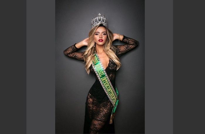 noticia Catarinense se prepara para 'Miss Intercontinental 2017' na Ásia