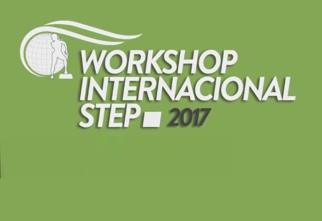 noticia Workshop Internacional de Step em São Paulo reuniu profissionais do Brasil e do mundo
