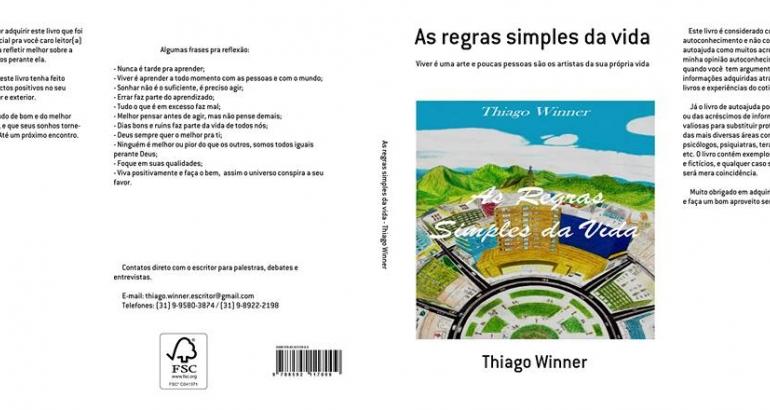 noticia Release do livro