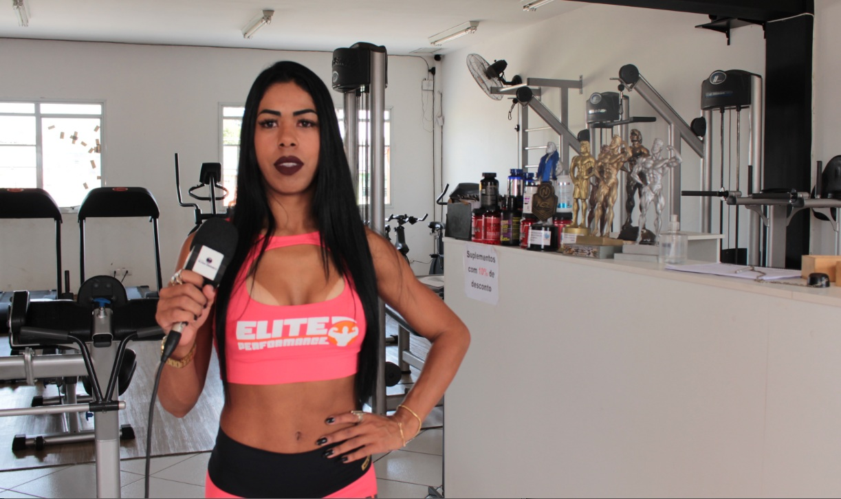 noticia Fisiculturista Atleta Biquíni Halanna Jully é nova colunista no Portal Olhar Dinâmico