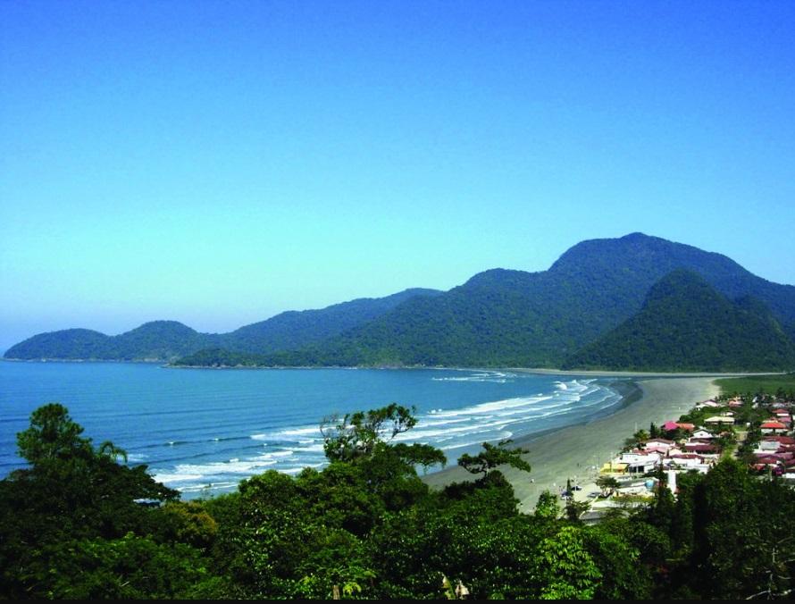 noticia Peruíbe, litoral Sul de São Paulo oferece muitas opções de lazer e de turismo para toda família
