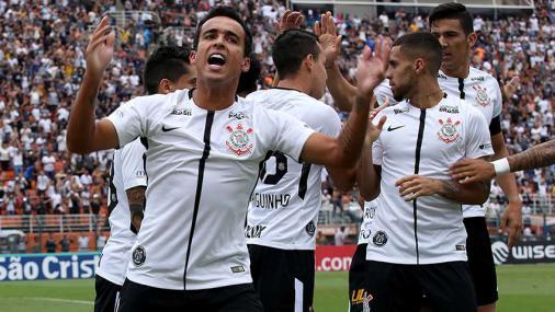 noticia Corinthians vence o São Paulo no primeiro clássico do ano