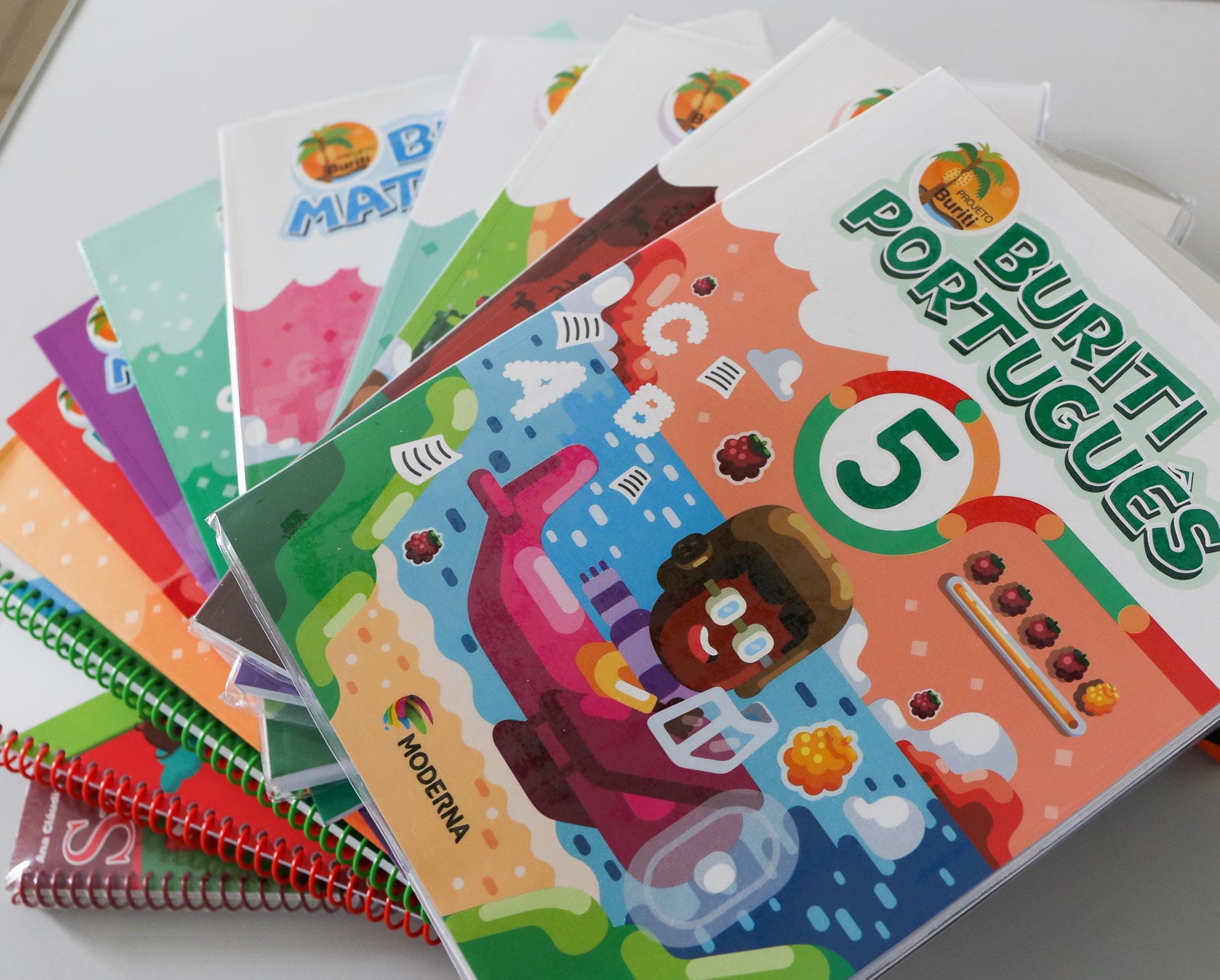 noticia Em Louveira  Municipal de Ensino utiliza material didático das melhores escolas do Brasil
