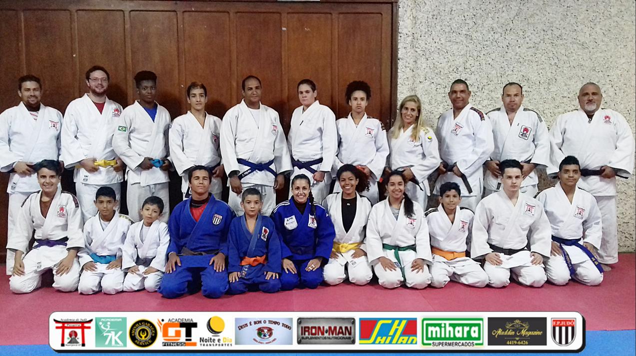 noticia Família Judô Pissarra Mairiporã participa de Intercâmbio em São Paulo
