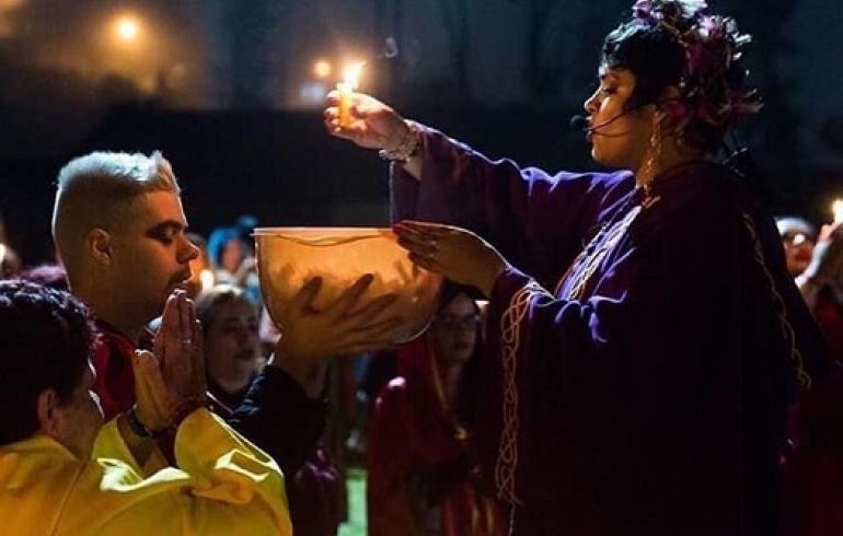 Portal Olhar Dinamico Convencao Das Bruxas Arrecadou Uma Tonelada De Alimentos Para Familias Carentes